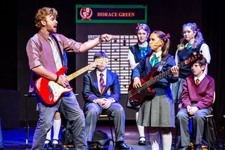 Review - School of Rock – The Musical: light-hearted, youth oriented comedy