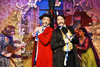 Review - The Mystery of Edwin Drood: a ripsnorter of a musical