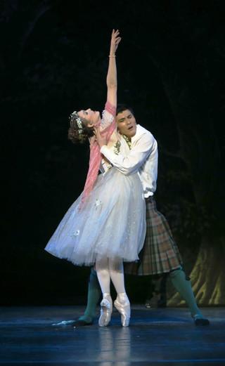 Review of Qld Ballet's La Sylphide