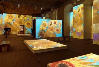 Sydney gets Australian Premiere of Van Gogh Alive