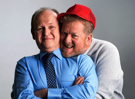 Sydney review - The Odd Couple: a classic crowd pleaser