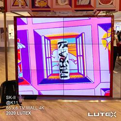 "SK-II_K11 55""x 6 TV WALL 4K"