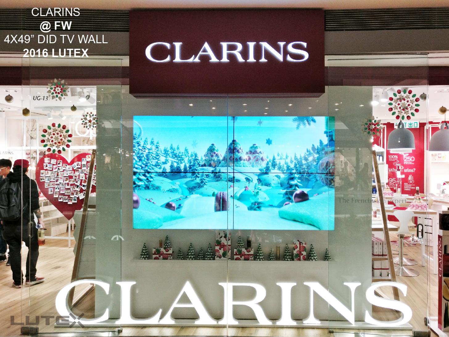 Clarins FW 4X49TV