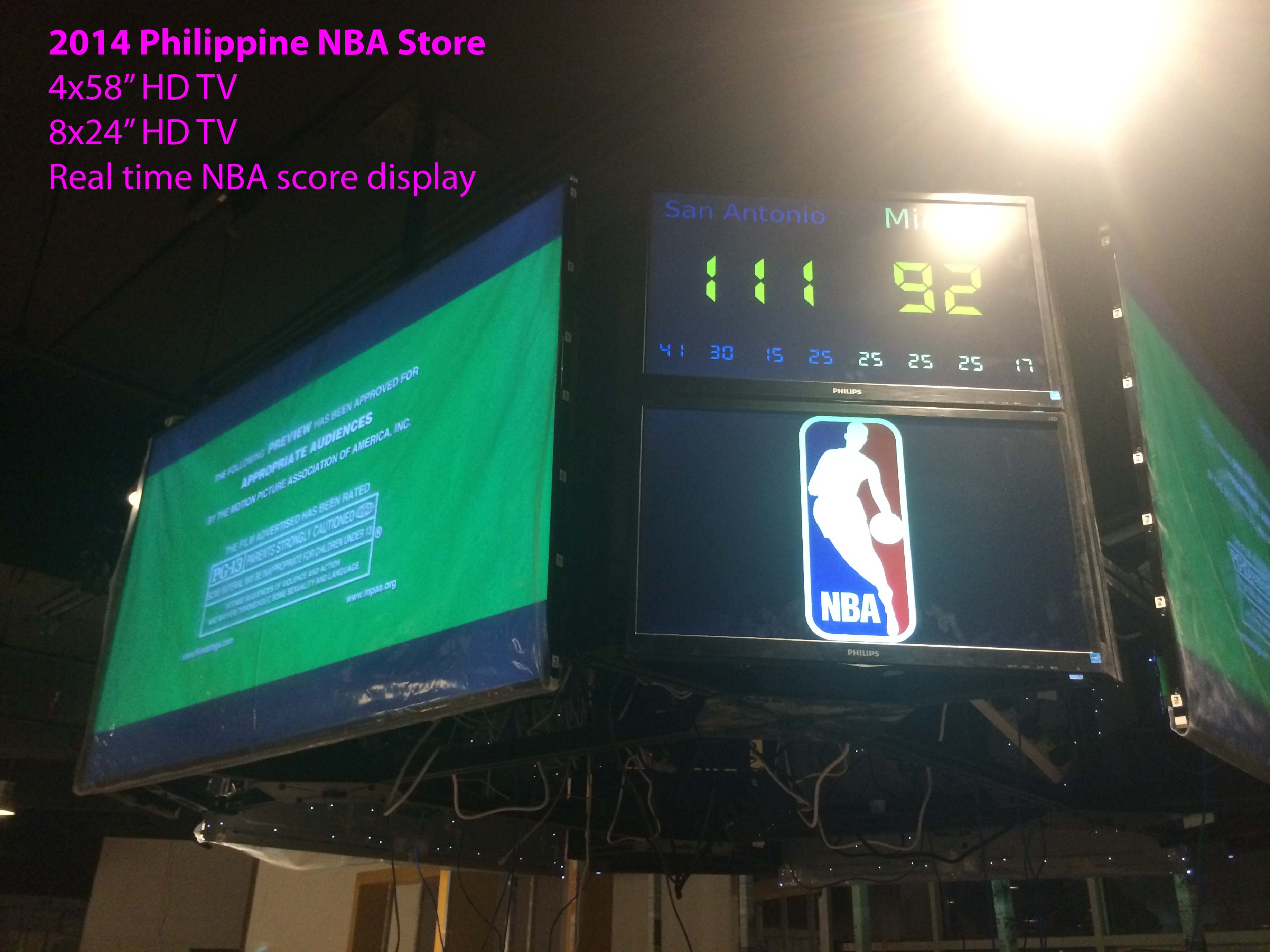 2014 Philippine NBA Store_2