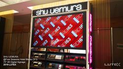 SHU UEMURA_Four Seasons Hotel Macau DFS_