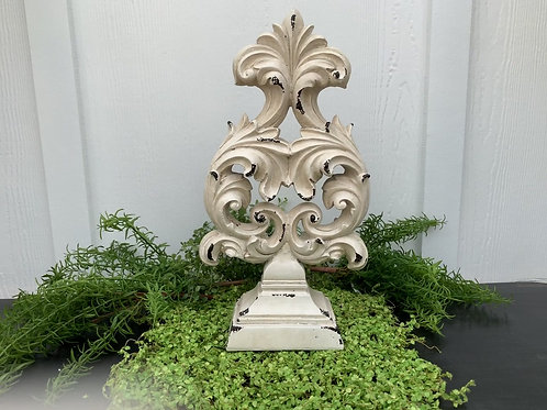 Ivory Finial