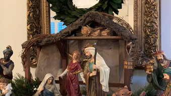 The Reason for the Season-My Favorite Nativity Scenes
