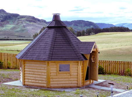 Go Glamping in Scotland and enjoy Outdoor advertures at a different level.