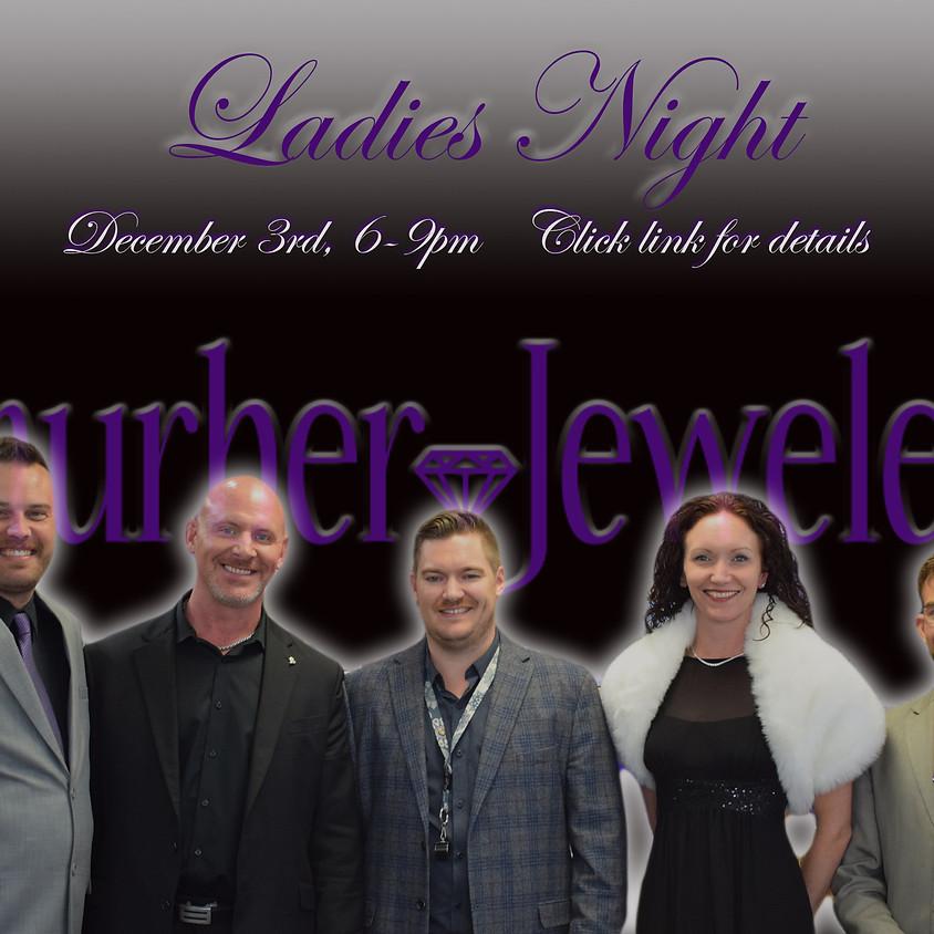 Ladies Night at Thurber Jewelers