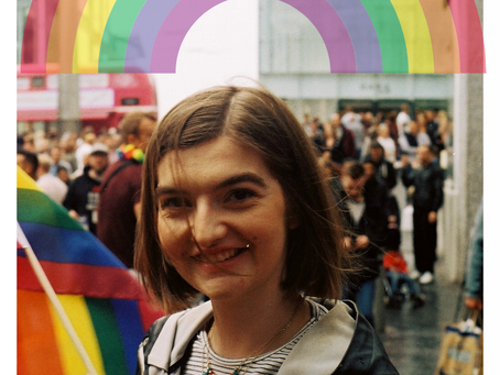 June is LGBT+ Pride Month, but is pride accessible?