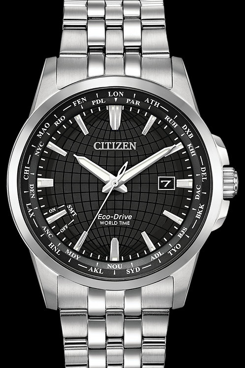 Citizen World Time