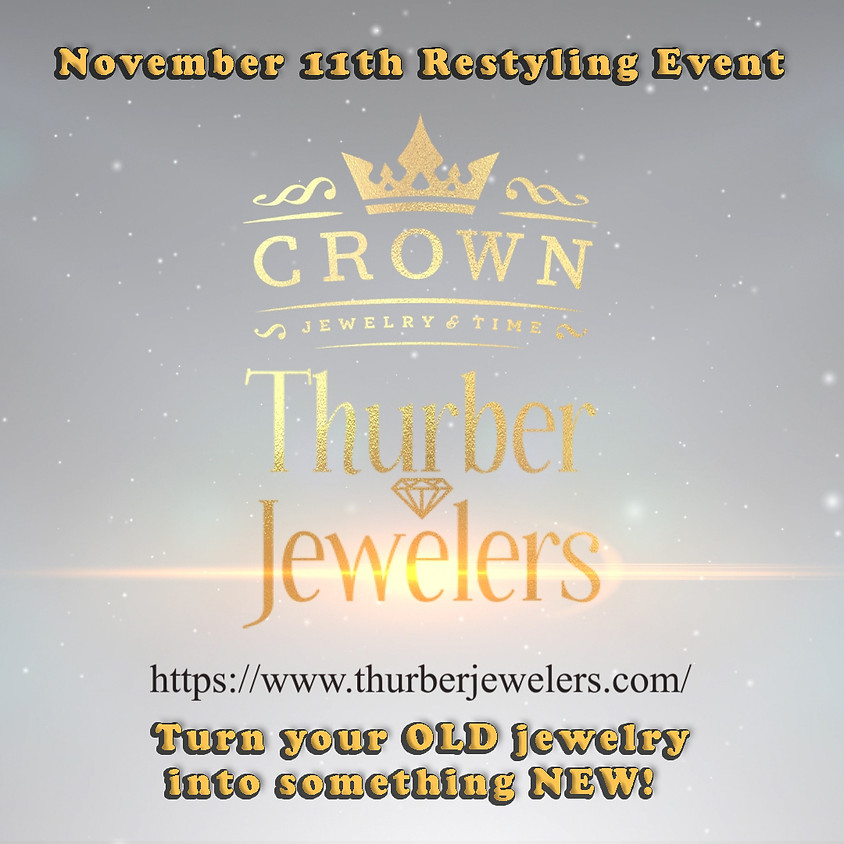 Thurber Jewelers Restyling Event