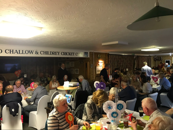 Race night 29th March
