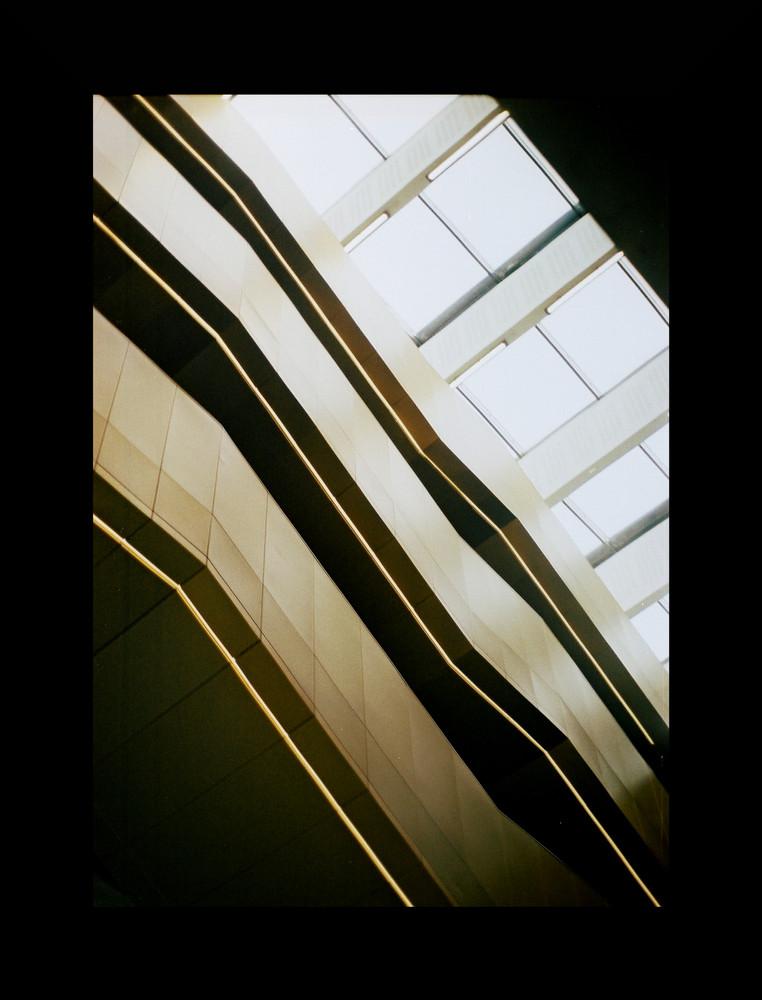 Stay Golden, Descend by Oscar Vinter