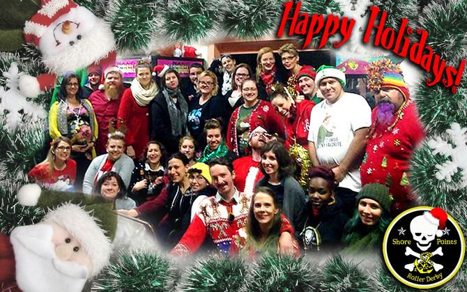 Happy Holidays from SPRD