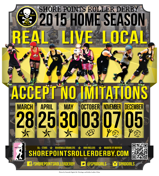 2015 Home Season Announced