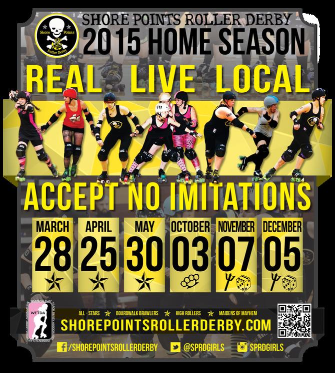 2015 Home Season Announced