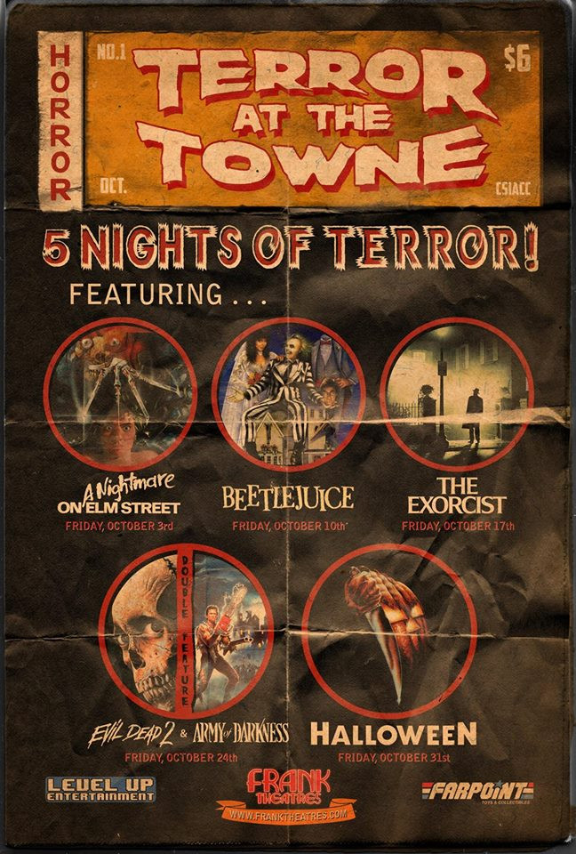 Terror at the Towne