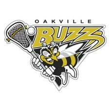 Oakville Buzz Lacrosse Logo