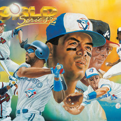 World Series '92 cover wrap around