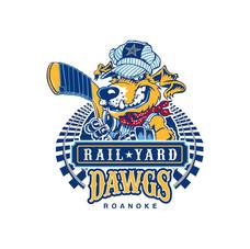 Roanoke Rail Yard Dawgs Hockey