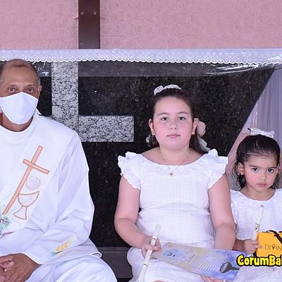 Parte 1 - Batizado Sophie & Manueli