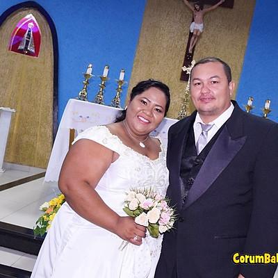 Casamento Neise & Edivaldo (Cerimônia)