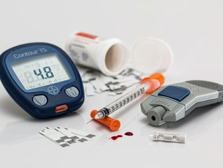 Diabetes and foot wounds - a dangerous combination