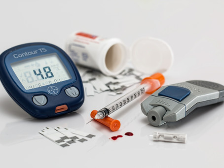 November is National Diabetes Month                   Are You At Risk?