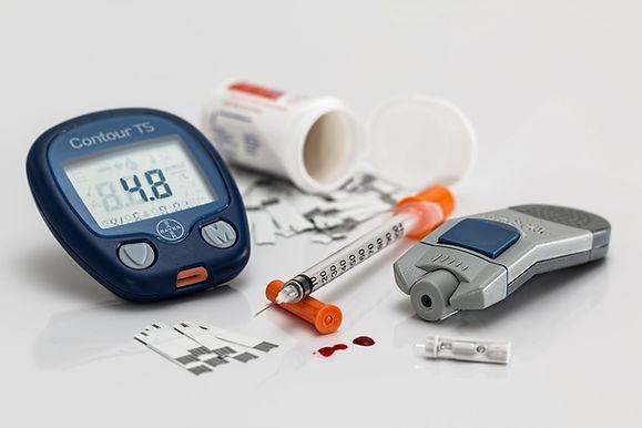 Hypertension, Diabetes & Weight Gain
