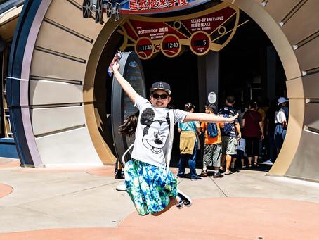 The Magic of Disney- Hong Kong Edition!