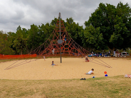 Bicentennial Park playground- Our Rating