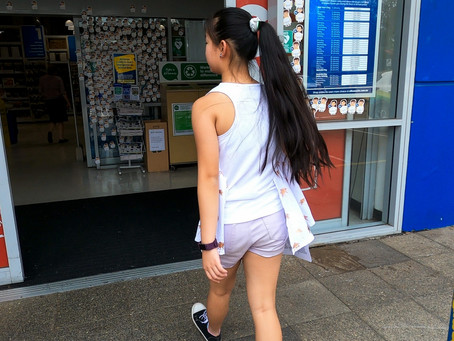 School Stationery Shopping at Officeworks
