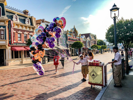 How will Disney get its theme parks open again safely???