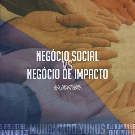 Negócios sociais x negócios de impacto - você sabe a diferença?