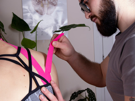KINESIOLOGY TAPING - WHY THESE PATCHES ARE SO EFFECTIVE?