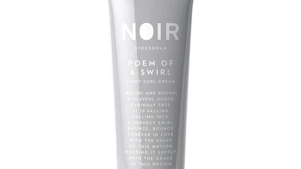 Noir Poem of a Swirl light Curl Cream