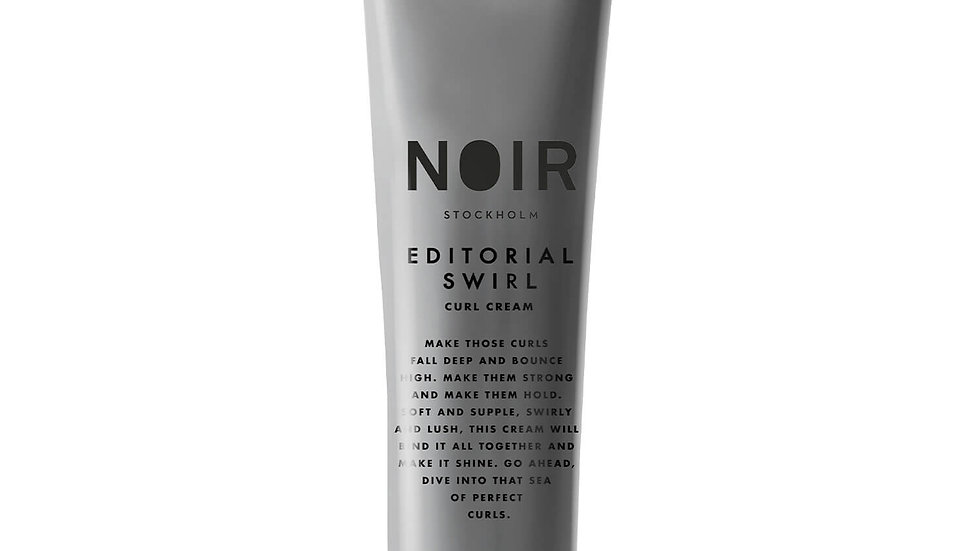 Noir Editorial Swirl Curl Cream