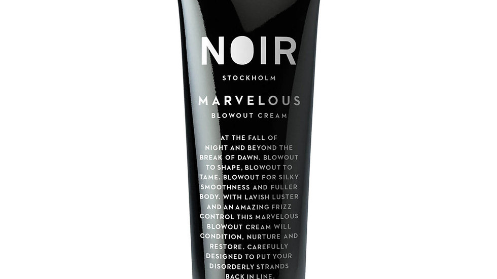Noir Marvelous Blowout Cream