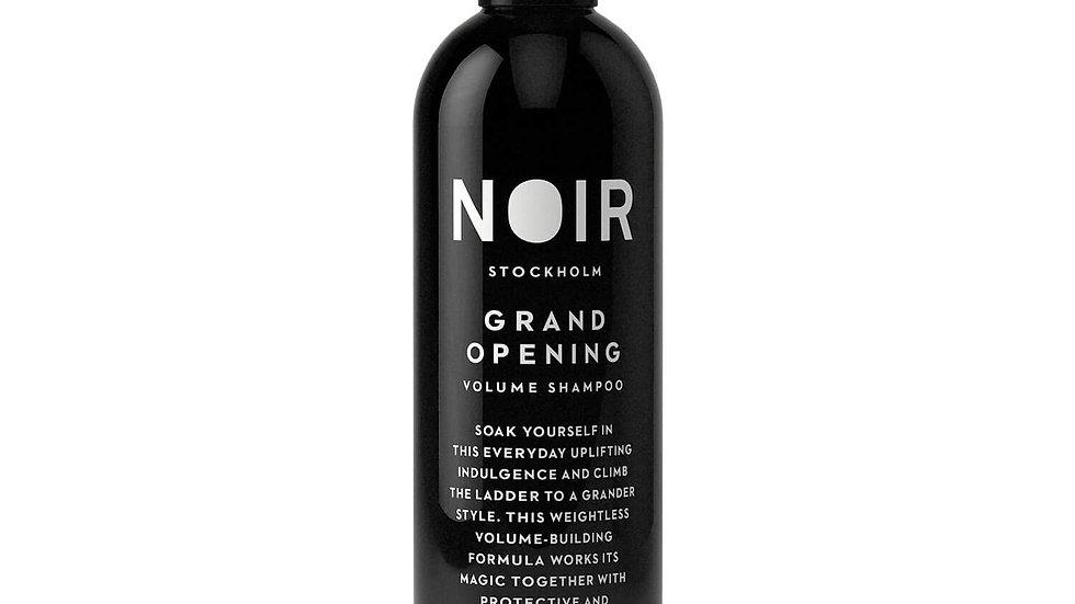 Noir Grand Opening Volume Shampoo