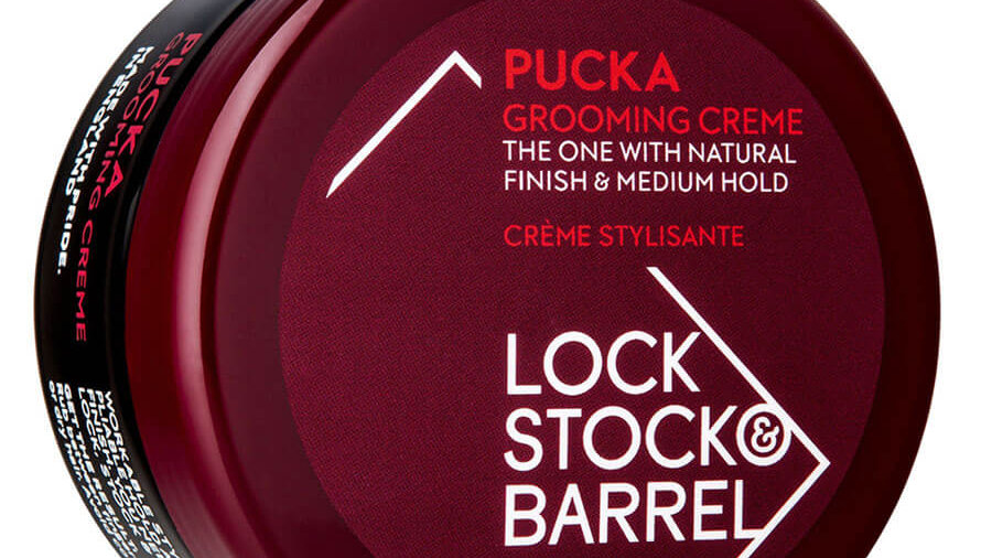 Lock Stock Barrel Pucka