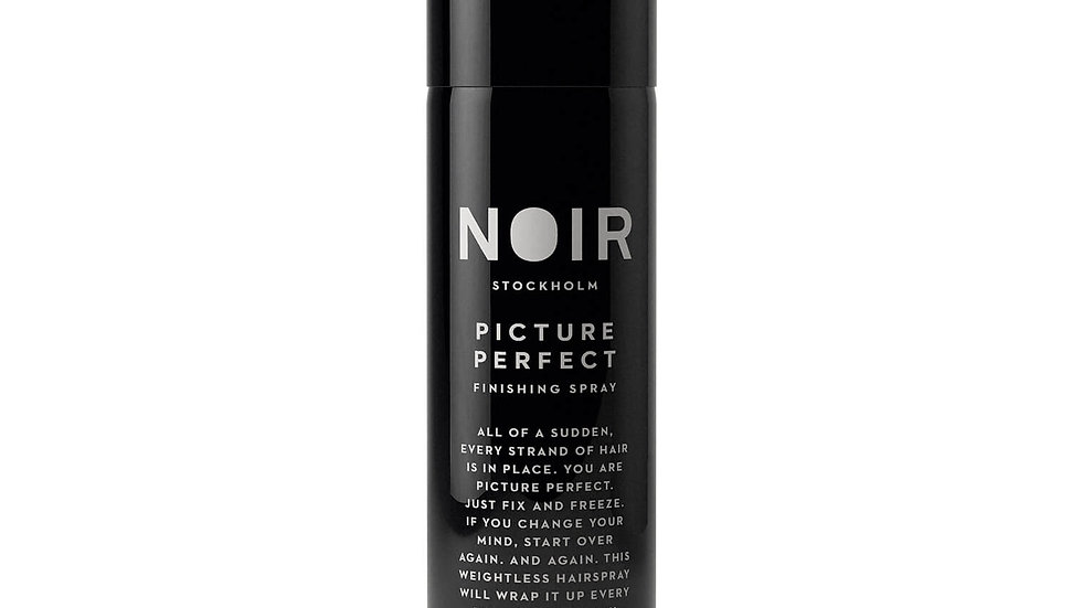 Noir Picture Perferct Workable Hairspray