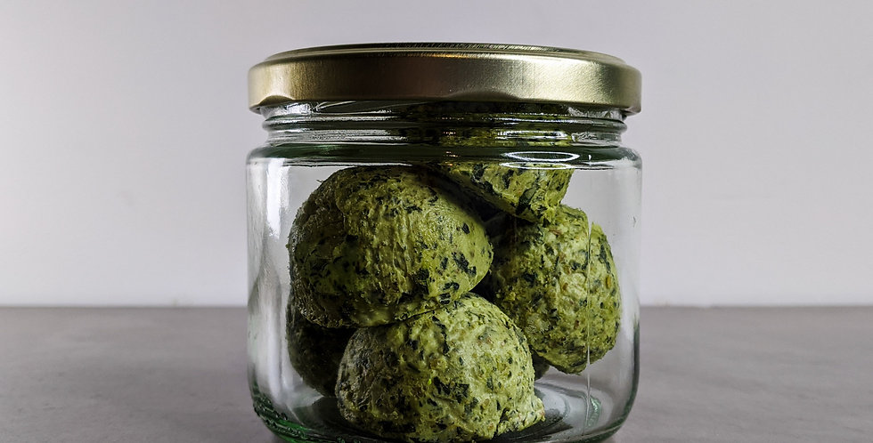 Green Broth Truffles