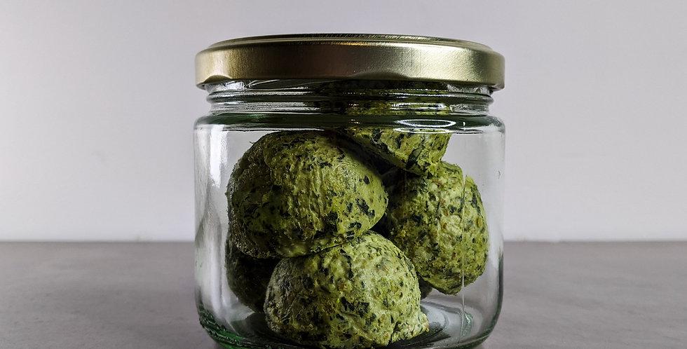 Pesto Truffles