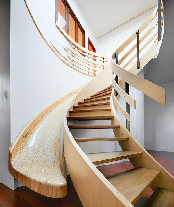 Sliding Staircase