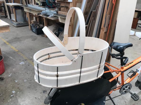 Bike Dog prototype