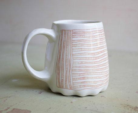 Made to Order  |  Porcelain 14oz Mug