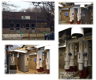Scannell Readiness Center - Boiler Replacement