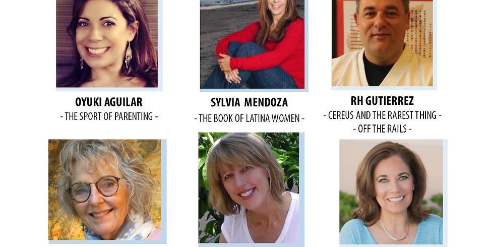 Five Authors at Bonita Library May 12
