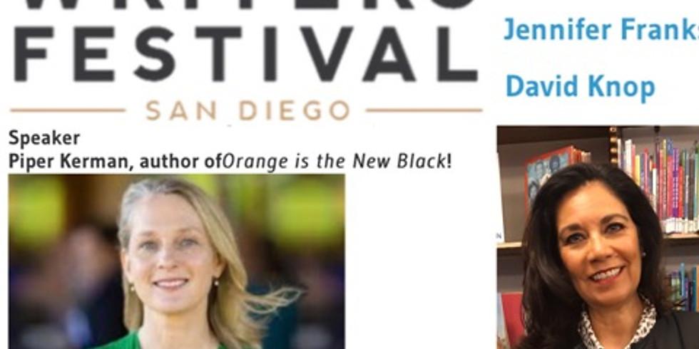 San Diego Writers Festival